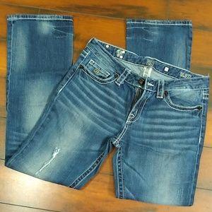 D9 Slick Boot cut Jeans 31x31